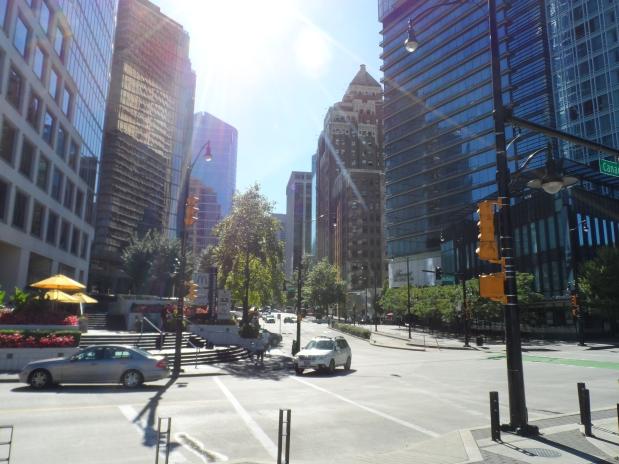 Is Vancouver a SociableCity?